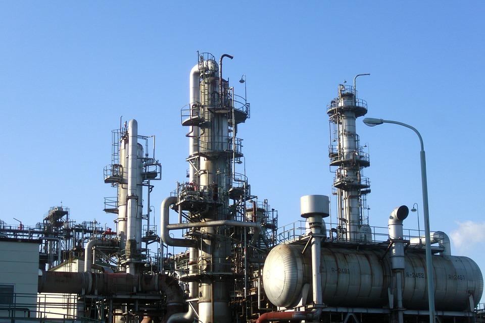 Instalación de tuberías en los generadores de vapor