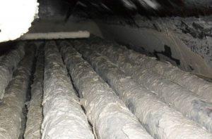 tuberias en generadores de vapor