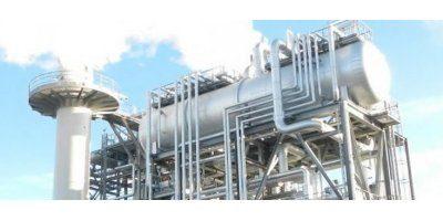 Características principales de las calderas de vapor